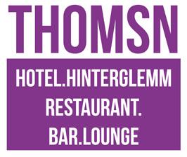 Logo Thomsn Hotel Hinterglemm