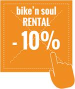bike'n soul rental
